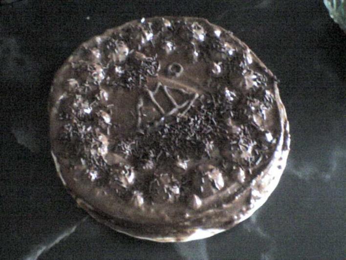 Kalóz torta