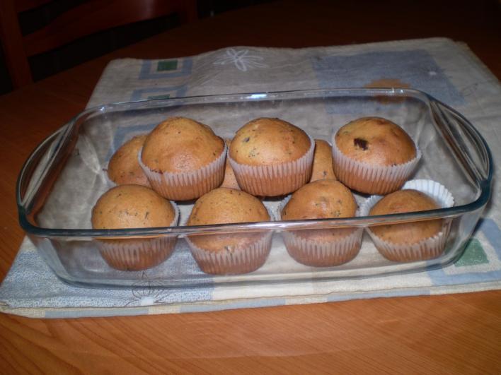 Anikó néni muffinja