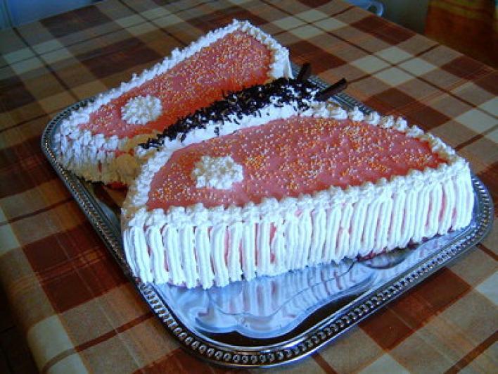 Pillangó torta