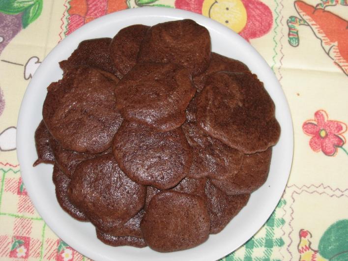 Csokis keksz tartós!