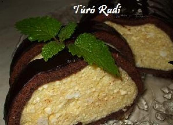 Túrós-csokoládés rúd