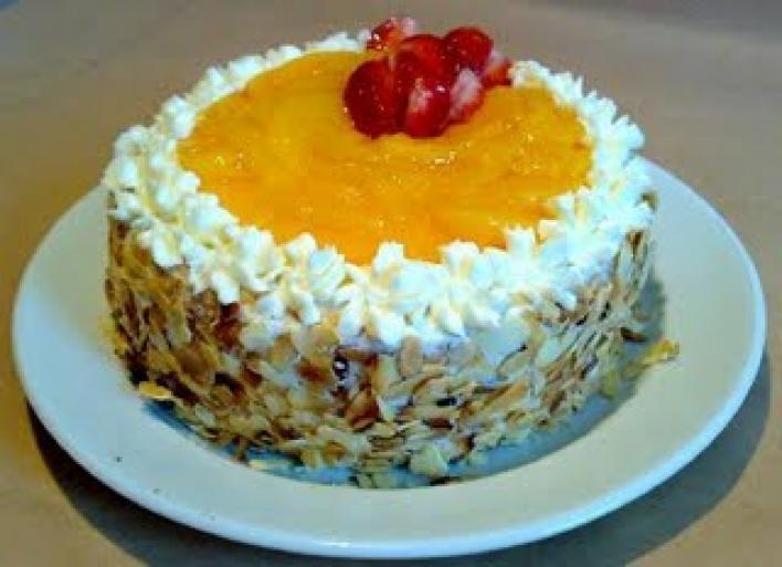 Barackos torta