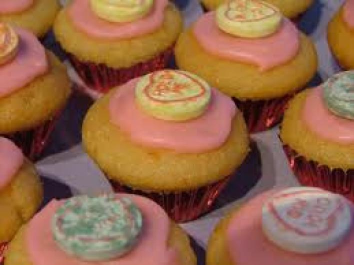 Mert szeretlek muffin