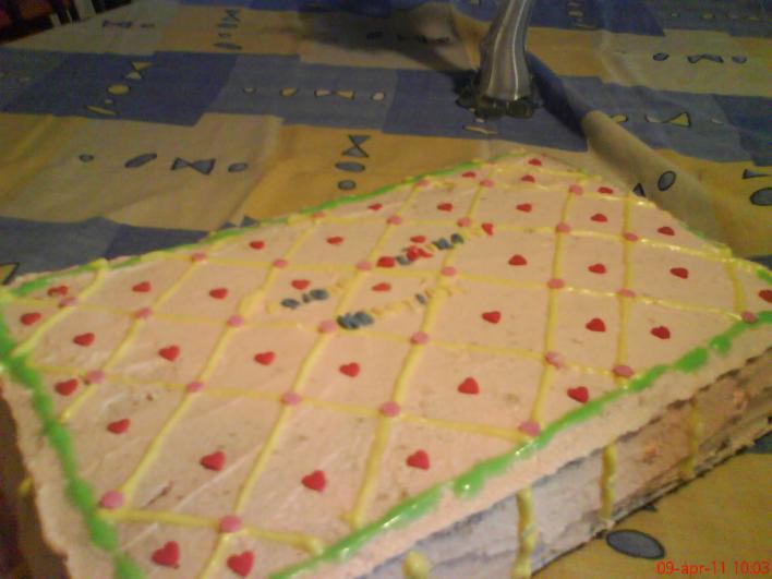 Krisz tortája