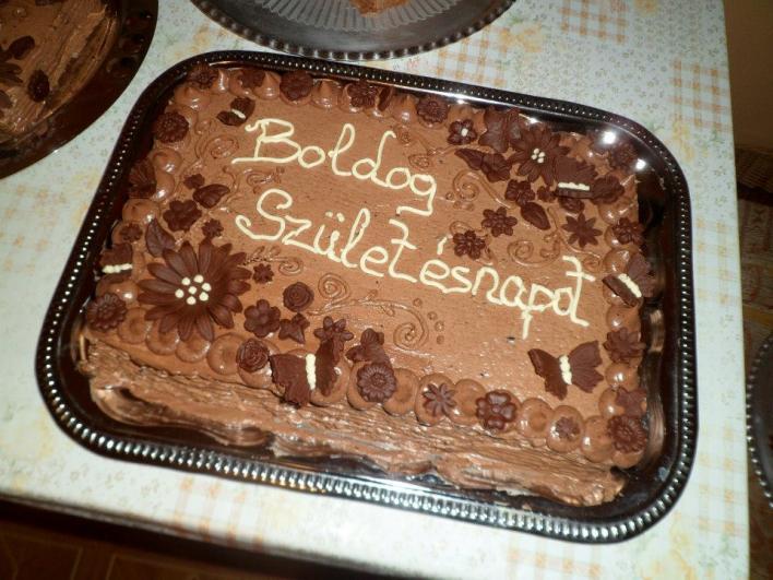 Rokokókrémes torta