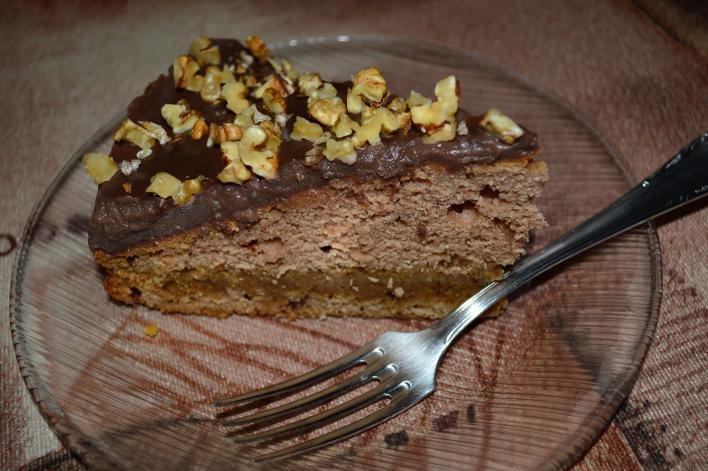 Hétköznapi ínyenc torta