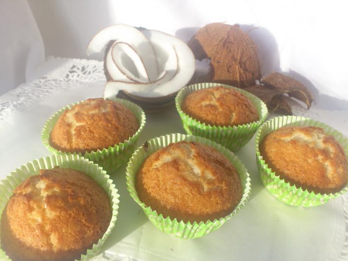 Kókuszmuffin