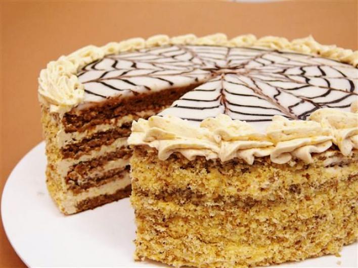 Eszterházi torta