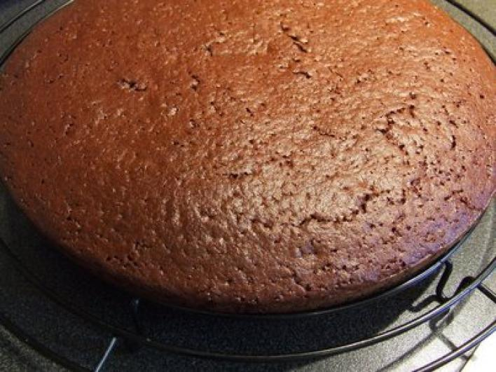 Csokis tészta