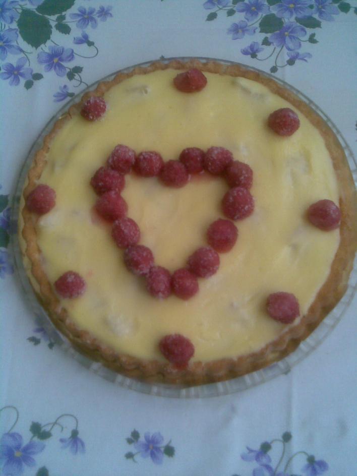 Bálint, Valentin napi torta