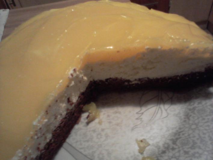 Üdítős torta