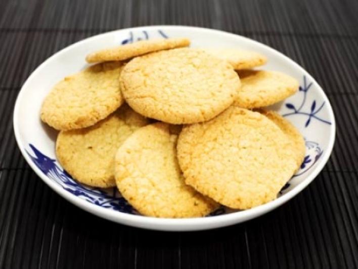 Citromos keksz, ahogy a svédek szeretik