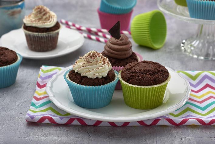 Csokis muffin (alaprecept)
